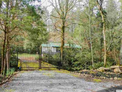 Sevierville Single Family Home For Sale: 2750 McMahan Sawmill Road