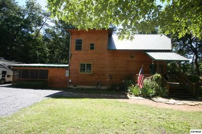 Pigeon Forge Single Family Home For Sale: 3316 Leonard Huskey Ln