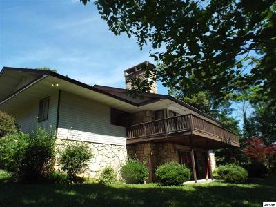 Sevierville Single Family Home For Sale: 1417 Oak Crest Drive