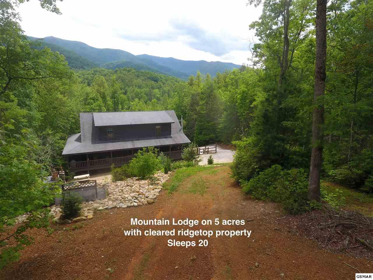 4730 Indian Camp Creek Cosby, TN  | MLS# 223009 | Glen Beasley