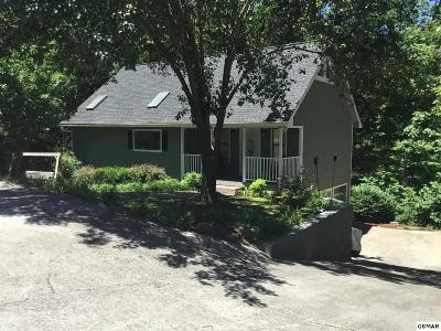 Pigeon Forge Single Family Home For Sale: 2807 Saint Charles Place
