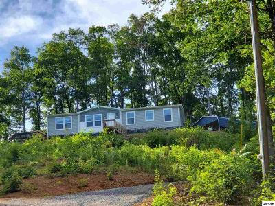 Cocke County Mobile Home For Sale: 332 Hidden Paradise Way