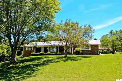Cocke County Single Family Home For Sale: 130 Point Oak Dr