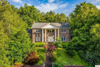 Gatlinburg Single Family Home For Sale: 673 Glades Rd