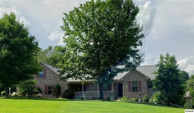 Dandridge TN Single Family Home For Sale: $279,900