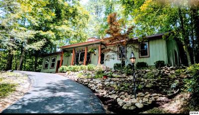 Gatlinburg Single Family Home For Sale: 309 Saint Andrews Way