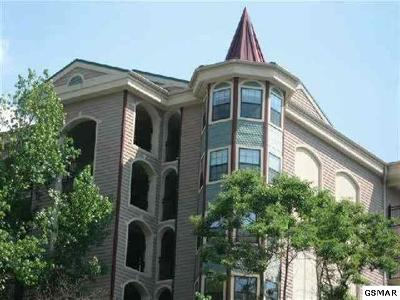 Gatlinburg Condo/Townhouse For Sale: 210 Roaring Fork Ext