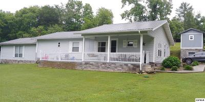 Cocke County Single Family Home For Sale: 7110 Armory Road