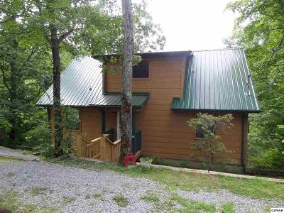 Gatlinburg Single Family Home For Sale: 5014 Latta Way