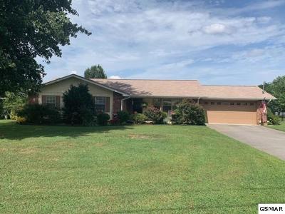 Kodak Single Family Home For Sale: 3168 Autumn Oaks Circle