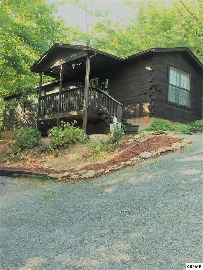 Sevier County Single Family Home For Sale: 1509 School House Gap Rd