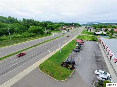 Sevier County Commercial For Sale: Parcel 25.39 Winfield Dunn Parkway