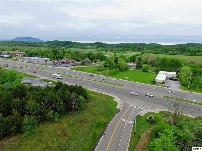 Sevier County Commercial For Sale: Parcel 25.23 Winfield Dunn Parkway