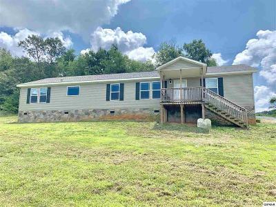 Cocke County Single Family Home For Sale: 1865 O'neil Rd