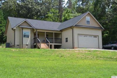 Sevier County Single Family Home For Sale: 1126 Denton Road