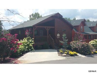 Pigeon Forge Single Family Home For Sale: 943 McMakin Way