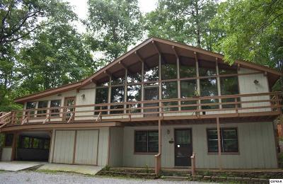 Gatlinburg TN Single Family Home For Sale: $249,000