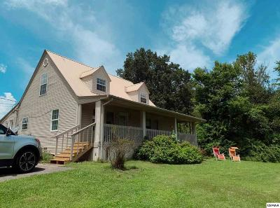 White Pine Single Family Home For Sale: 3248 Old Airport Road