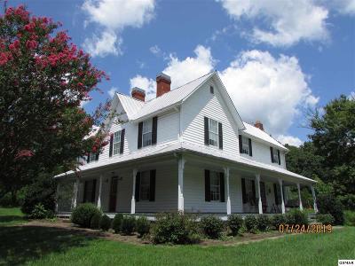 Seymour Single Family Home For Sale: 12626 Chapman Hwy
