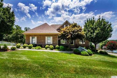 Morristown Single Family Home For Sale: 1132 Hickory View Drive