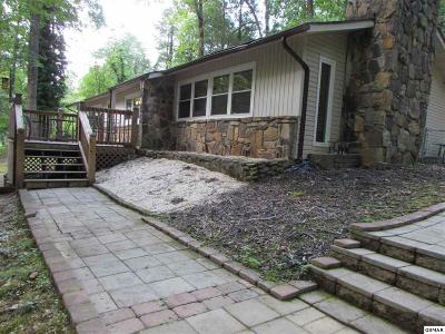 Gatlinburg Single Family Home For Sale: 404 Pritchard Dr
