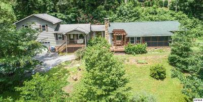 Sevierville Single Family Home For Sale: 512 Montgomery Rd.