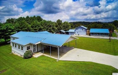 Jefferson County Mobile Home For Sale: 2141 Douglas Heights Rd