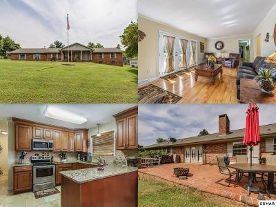 Morristown Single Family Home For Sale: 1320 Forest Drive