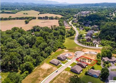 Friendsville, Greenback, Louisville, Maryville, Sevierville, Tallassee, Townsend, Townsend/walland, Vonore, Walland Residential Lots & Land For Sale: 117 Broady Meadow Circle