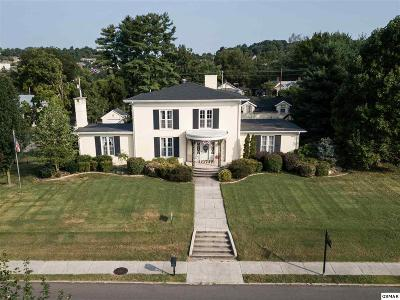 Morristown Single Family Home For Sale: 620 W 2nd North Street