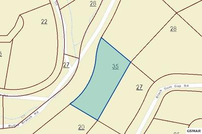 Sevier County Residential Lots & Land For Sale: Lot 3 Butler Branch Rd