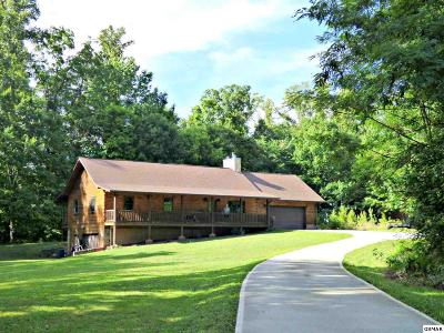 Sevier County, Jefferson County, Cocke County, Blount County, Knox County Single Family Home For Sale: 7739 McMillan Rd.