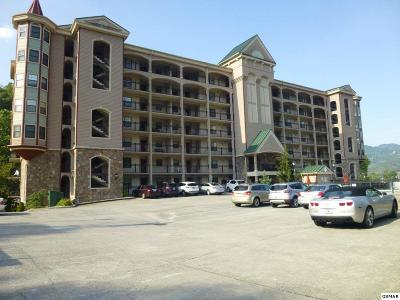 Gatlinburg Condo/Townhouse For Sale: 210 Roaring Fork Ext. Unit 405