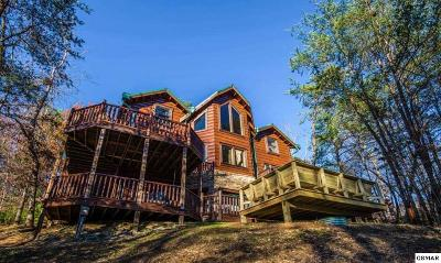 Sevierville TN Single Family Home For Sale: $759,000