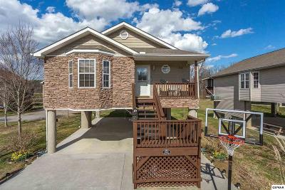 Pigeon Forge Single Family Home For Sale: 518 Tanasi Trl