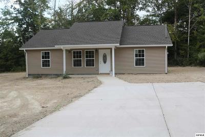 Cocke County Single Family Home For Sale: 543 Shellbark Rd.
