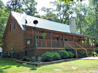 Dandridge Single Family Home For Sale: 491 Hurley Way