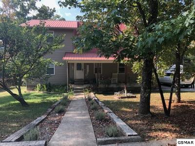 Cocke County Single Family Home For Sale: 1880 Classic Road