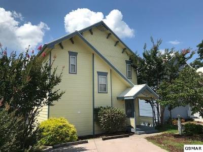 Gatlinburg Single Family Home For Sale: 1386 #108 Ski View Dr