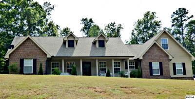 Dandridge Single Family Home For Sale: 929 Bob O Dr