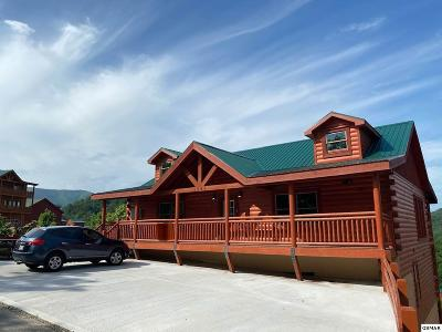 Sevier County Single Family Home For Sale: Lot 95 Lonesome Pine Way