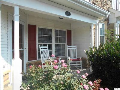 Sevier County Condo/Townhouse For Sale: 521 Orchard Valley Way