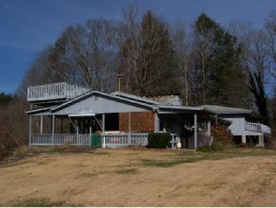 Mountain City Single Family Home For Sale: 207 Hillcrest Drive