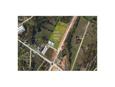 Johnson City Residential Lots & Land For Sale: 108 Airport Road/Hwy 75