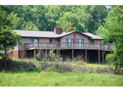 Mountain City Single Family Home For Sale: 3359 Campbell Road