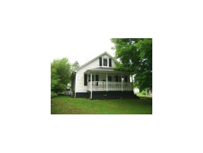 Rogersville Single Family Home For Sale: 334 W Broadway