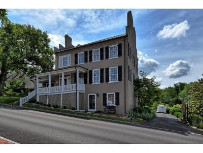 Jonesborough Single Family Home For Sale: 204 E. Main Street