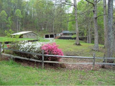 Hampton Single Family Home For Sale: 274 Escape Mountain Road