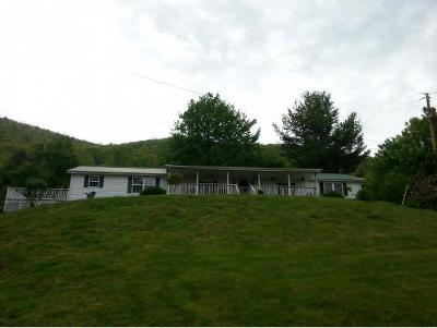 Butler TN Single Family Home For Sale: $110,000