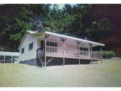 Flag Pond Single Family Home For Sale: 615 Stockton Road